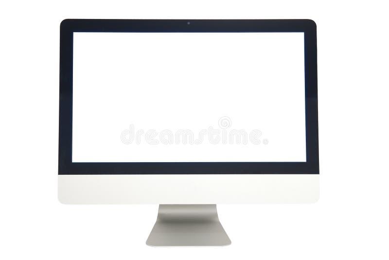 Écran d'ordinateur images stock