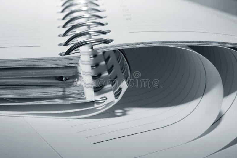 Écriture-livre images libres de droits