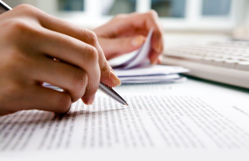 Écritures photo libre de droits