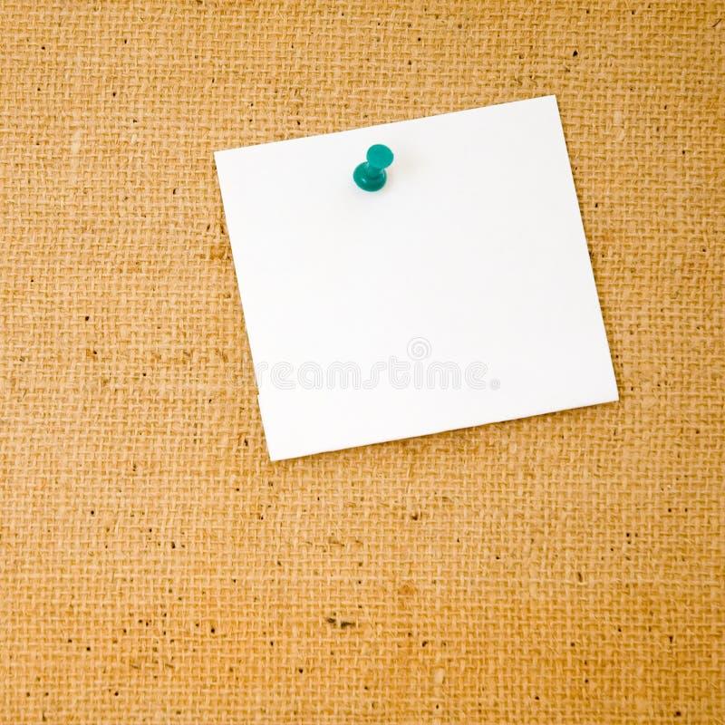 Écrivez votre propre message là-dessus ! image libre de droits