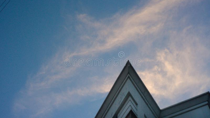 édifice image libre de droits