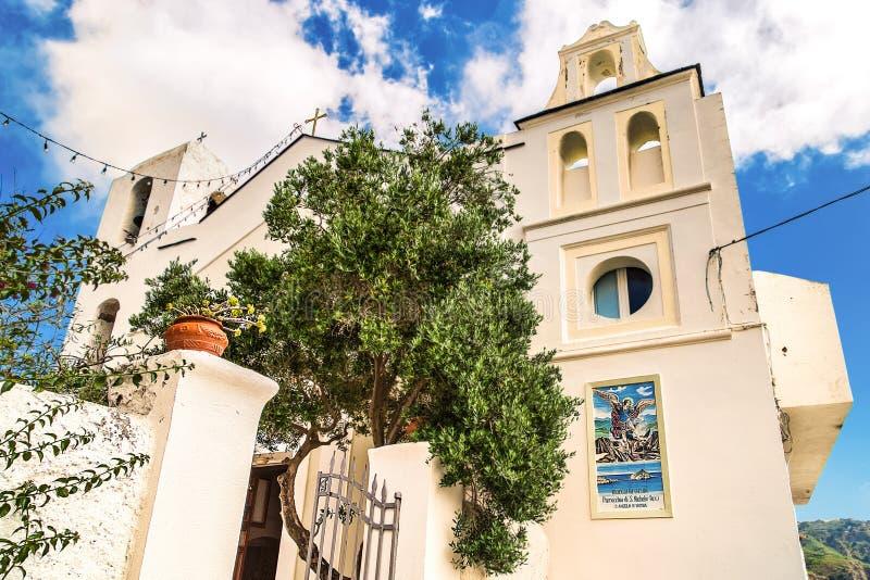 ÉDITORIAL, saint Michael Church photographie stock