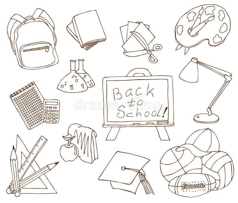 Éducation illustration de vecteur