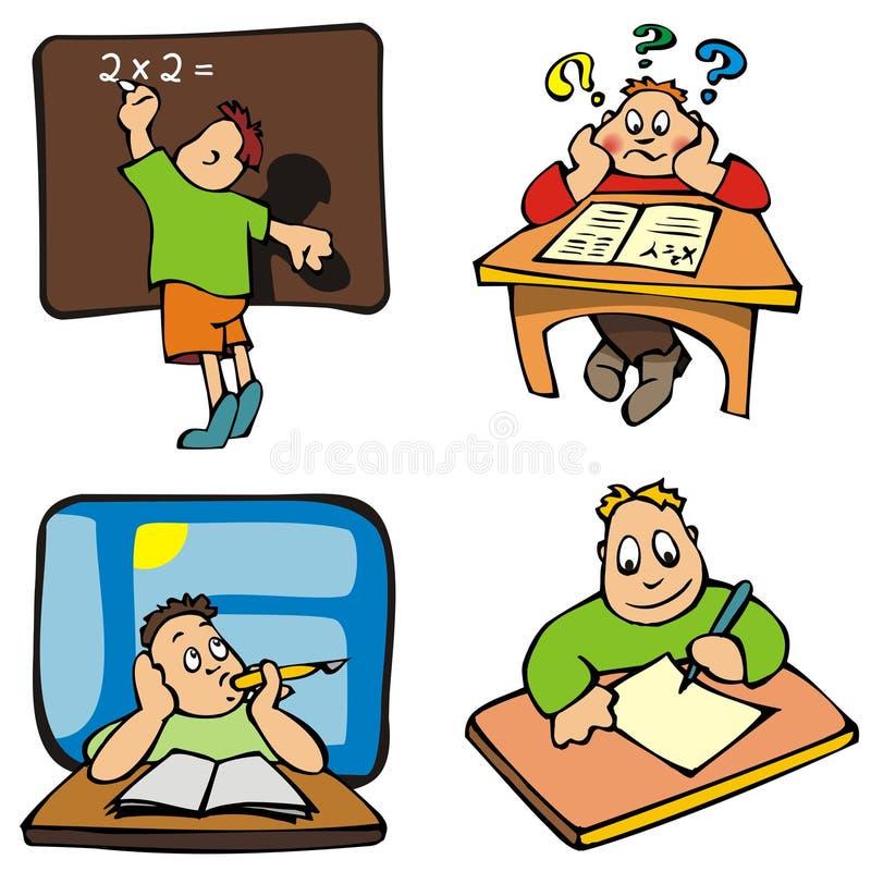 éducation illustration libre de droits