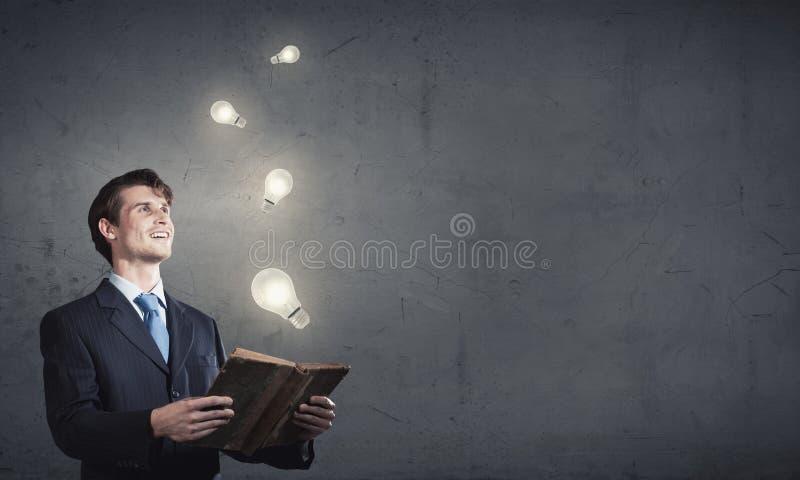 Éducation comme clé au succès ! photos libres de droits