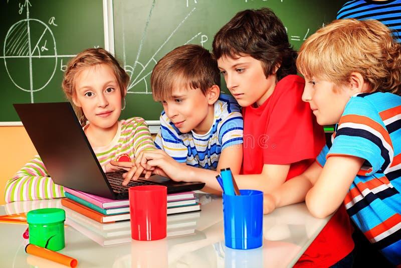 Éducation d'école photos libres de droits