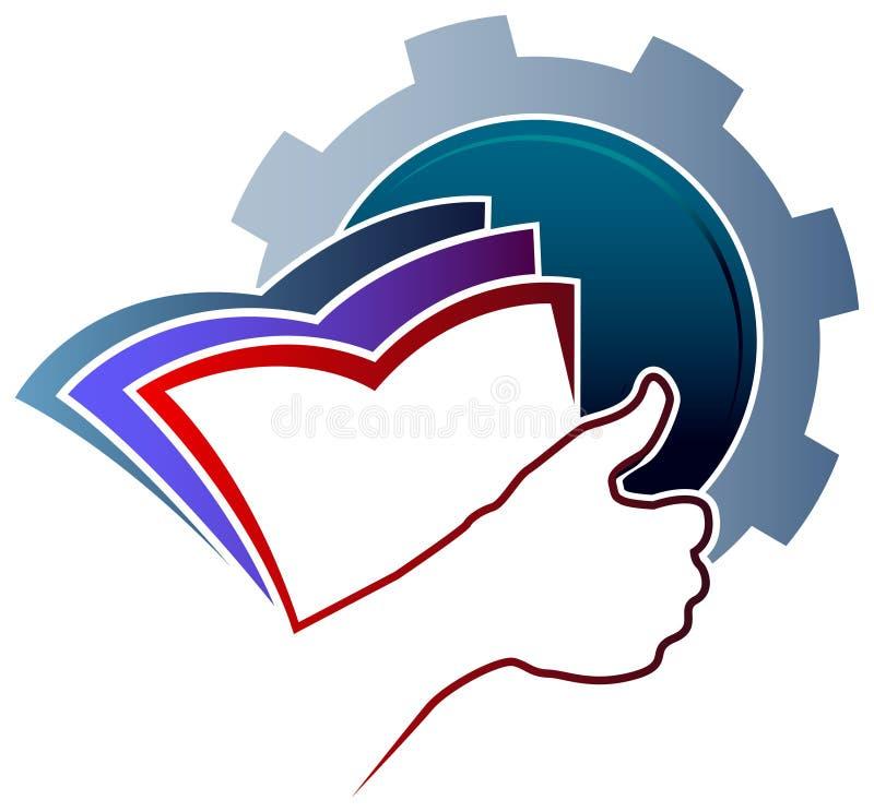 Éducation industrielle illustration libre de droits