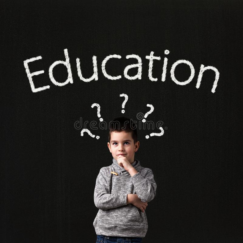 Éducation illustration stock