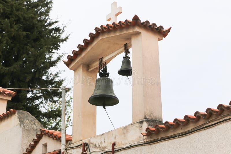 Download Église à Athènes photo stock. Image du beauté, conception - 56475864
