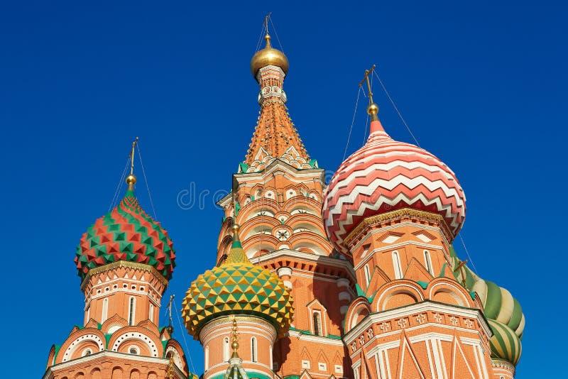Église à Moscou - cathédrale de St Basil photo libre de droits