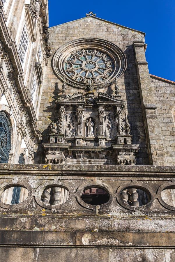 Église à Porto photographie stock