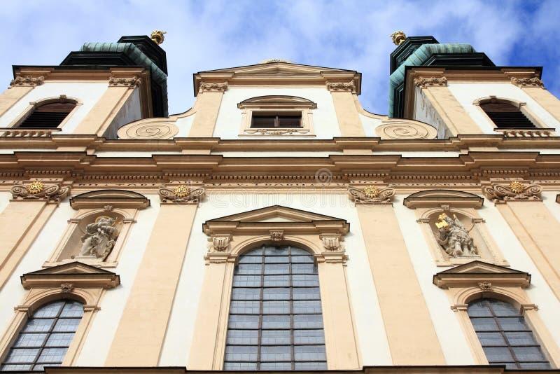 Église à Vienne images libres de droits