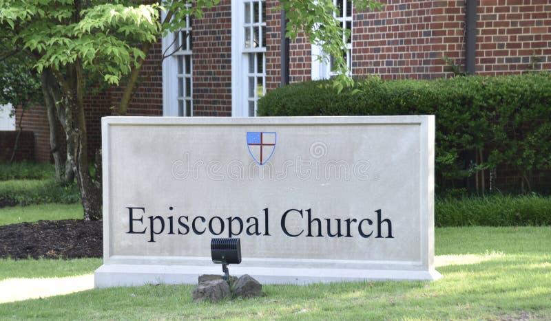 ?glise ?piscopale de l'anglican Communtion photo stock