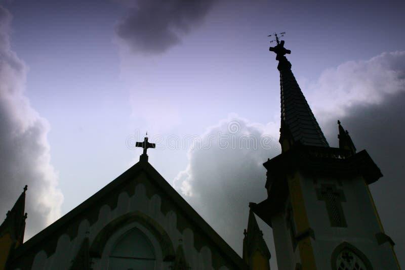 Église 1 photographie stock libre de droits