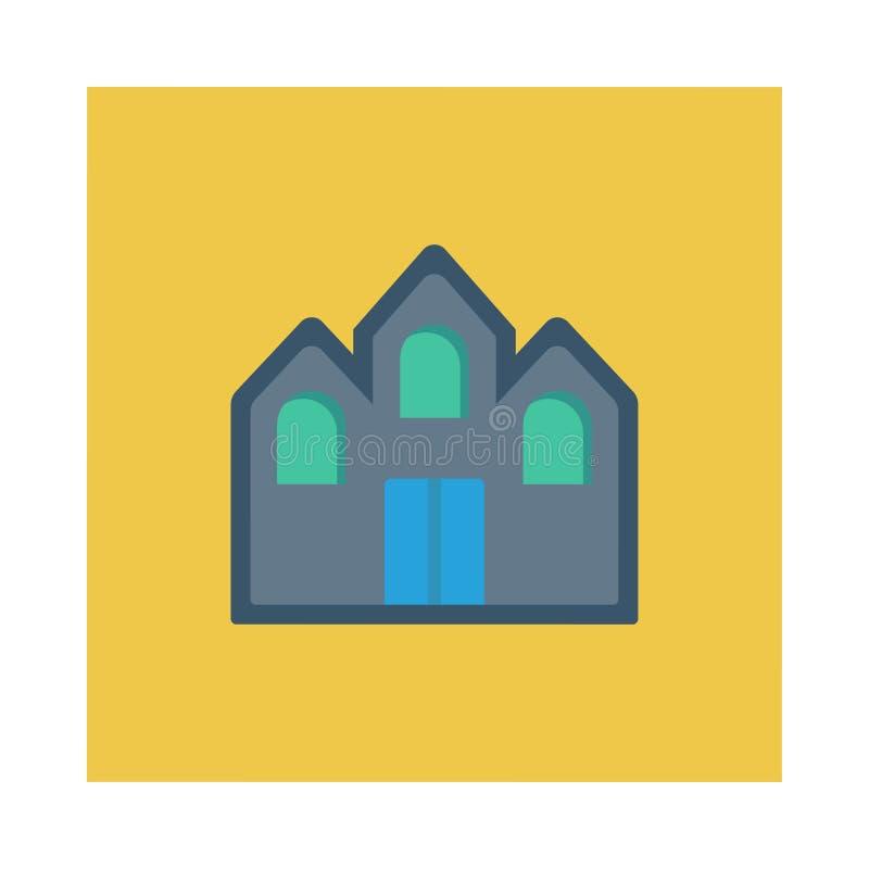 Église illustration de vecteur