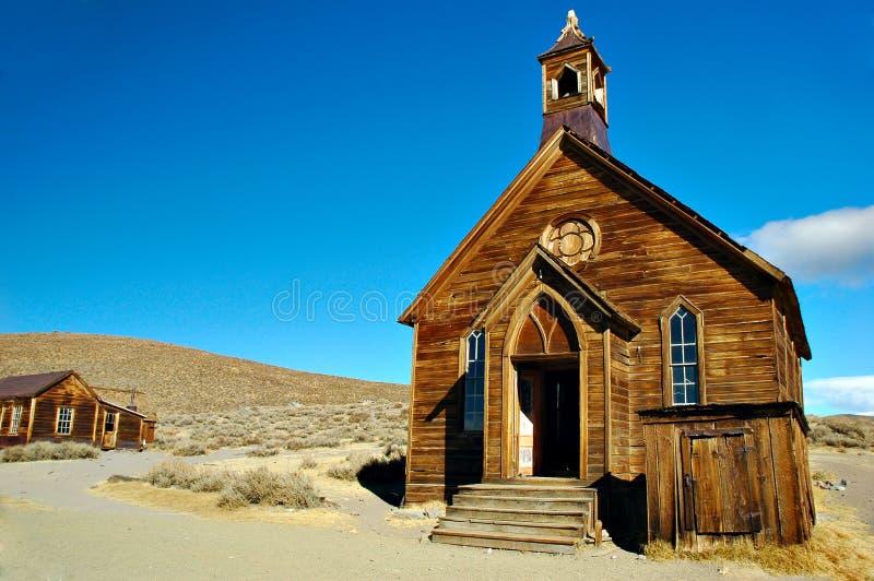 Église abandonnée photo libre de droits