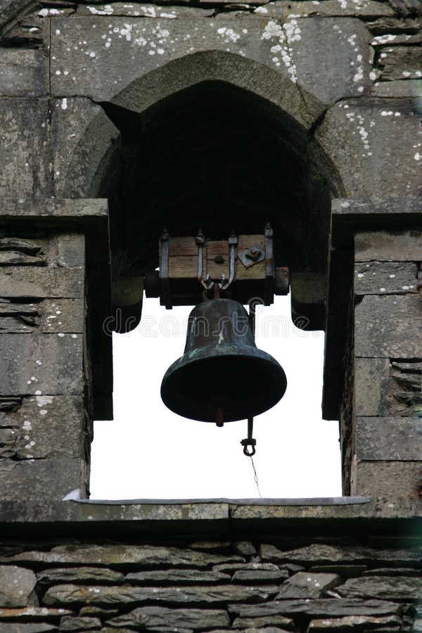 Église Bell images stock