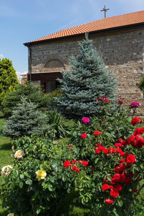 Église bulgare de saint Constantine et Ste.Hélène dans la ville d'Edirne, Turquie images stock