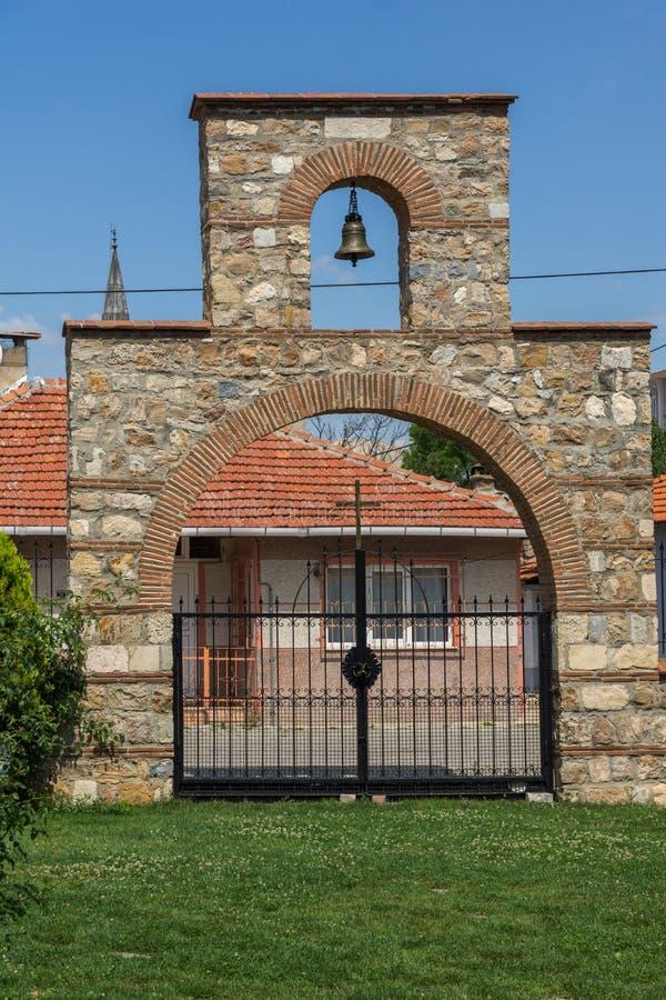 Église bulgare de saint Constantine et Ste.Hélène dans la ville d'Edirne, Turquie photo libre de droits