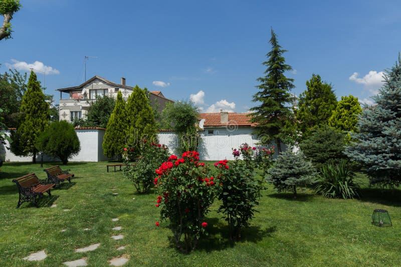 Église bulgare de saint Constantine et Ste.Hélène dans la ville d'Edirne, Turquie photographie stock