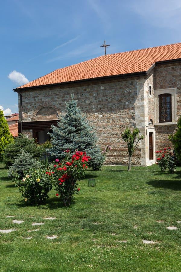 Église bulgare de saint Constantine et Ste.Hélène dans la ville d'Edirne, Turquie image stock