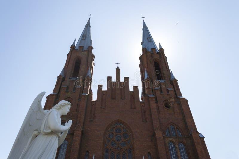 Église catholique images libres de droits