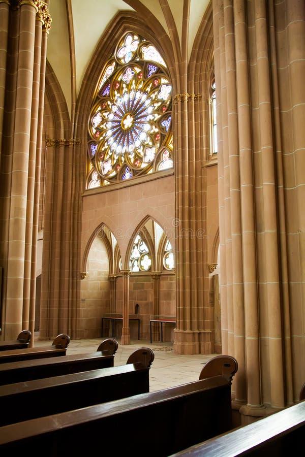 Église catholique européenne image libre de droits