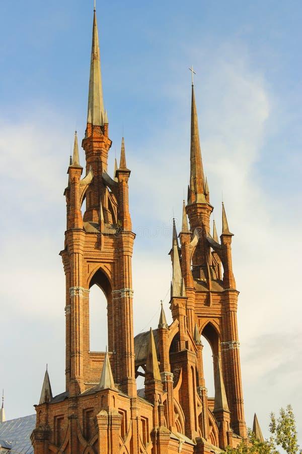 Église catholique romaine images libres de droits