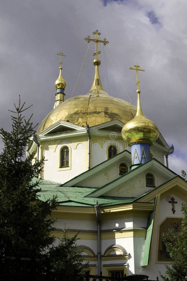 Église chrétienne   photo libre de droits