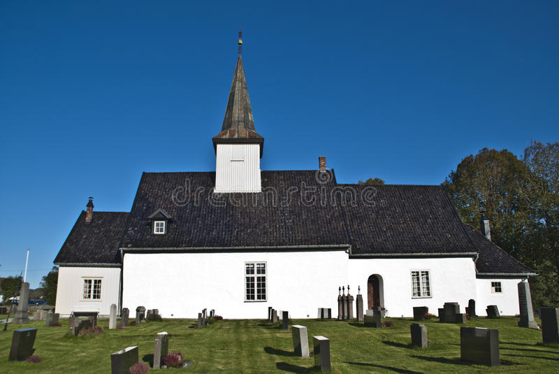 Église d'Idd photos libres de droits