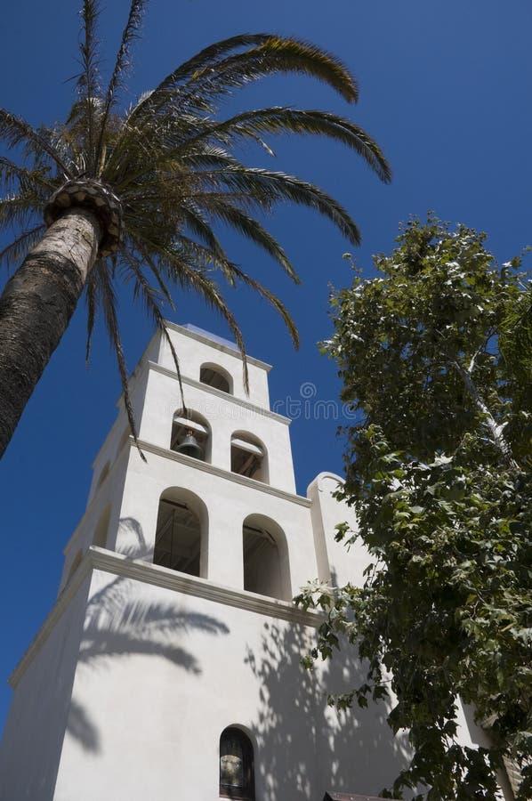 Église dans la vieille ville photo libre de droits