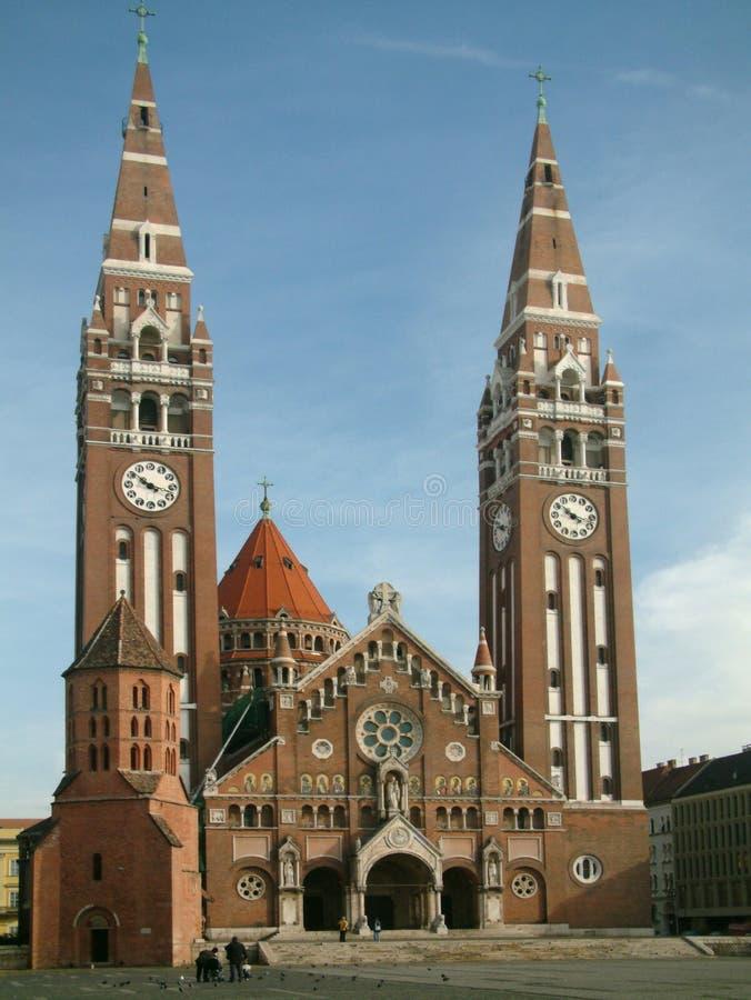 Download Église dans Szeged photo stock. Image du temple, jésus - 741480