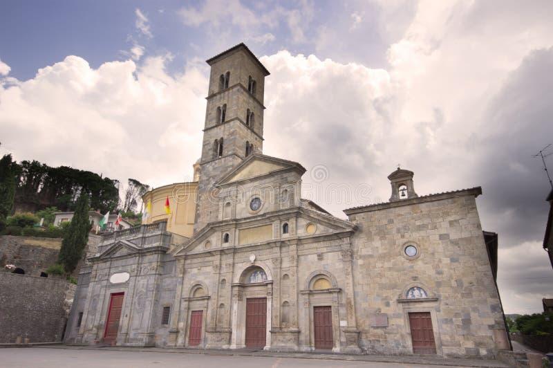 Église de Bolsena images stock