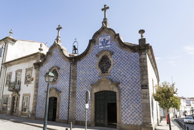 Église de Braganca de la pitié photo libre de droits