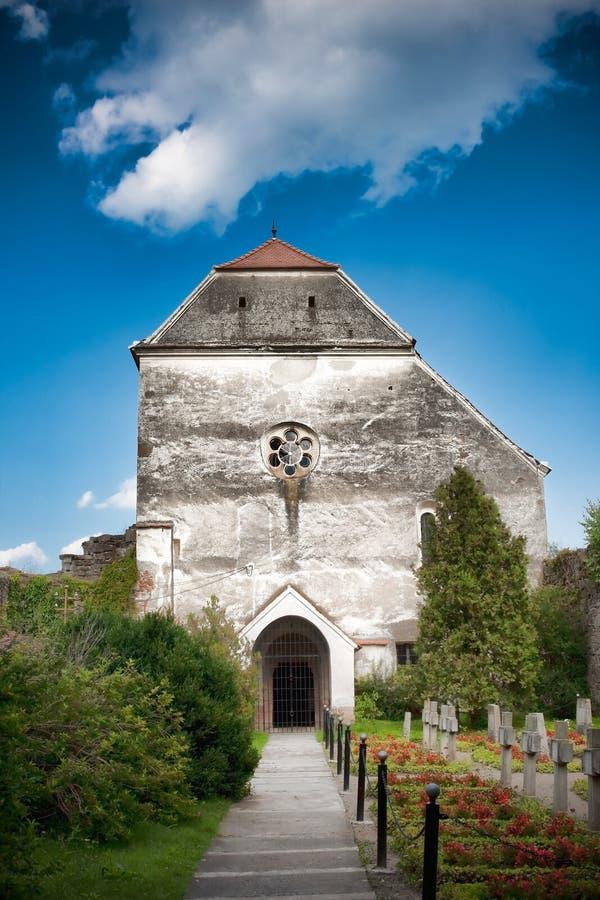 église de carta cistercian photos libres de droits