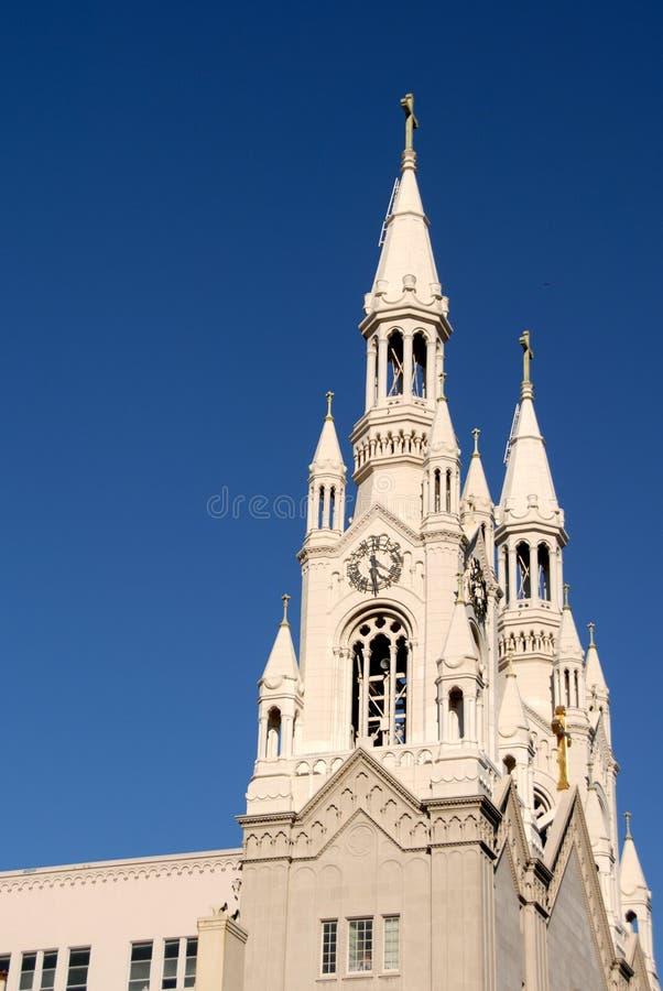 Église de cathédrale images libres de droits