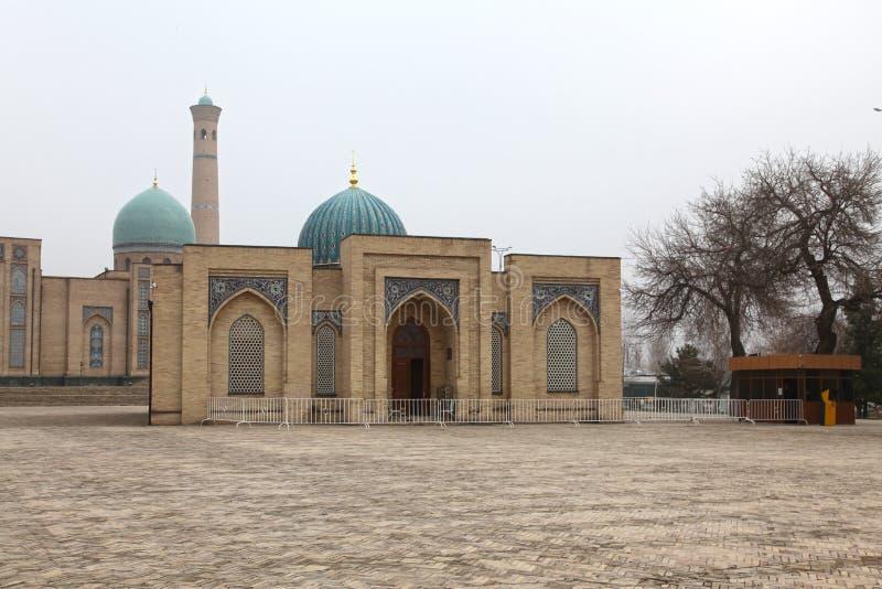 Église de cathédrale de Catolic à Tashkent, l'Ouzbékistan photographie stock