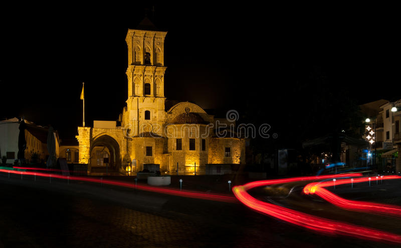 Église de Christan photos stock