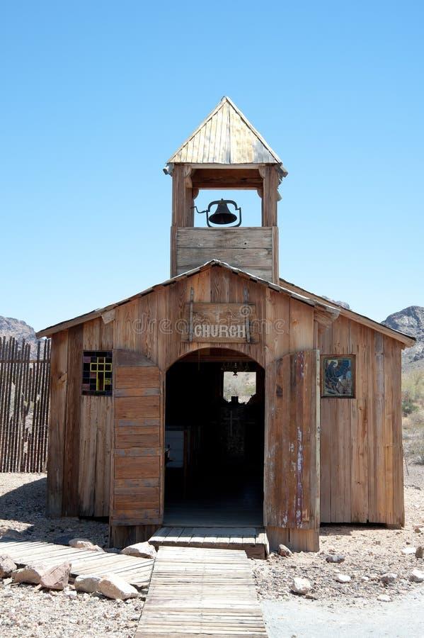 Église de dôme de camp photographie stock