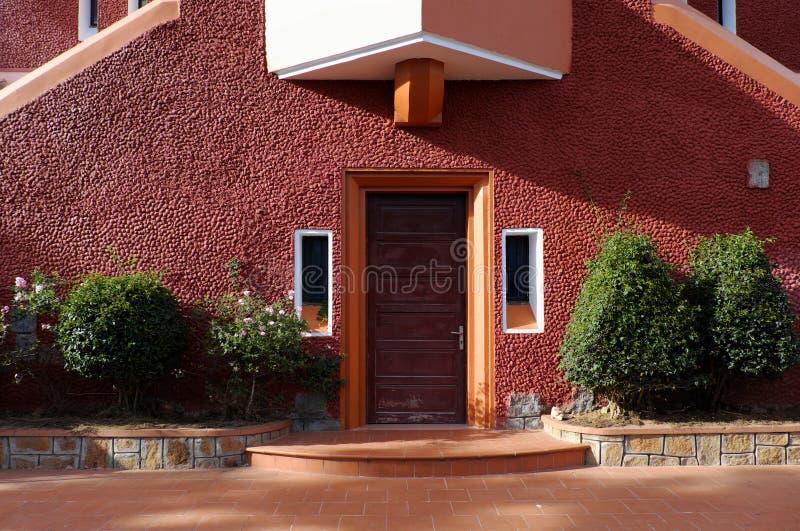 Église de Domaine de Maria, tourisme de Lat du DA photo stock