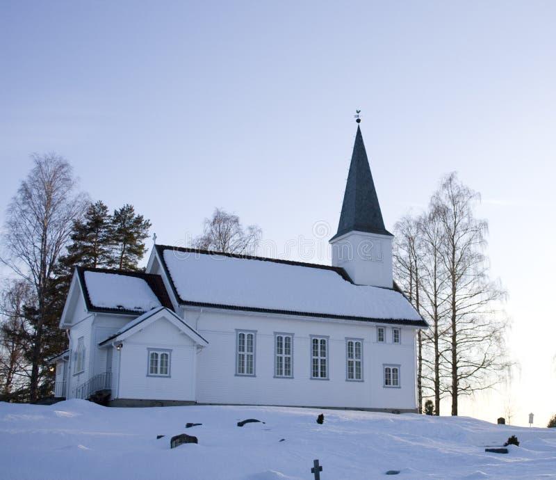 Église de Drolsum photos stock