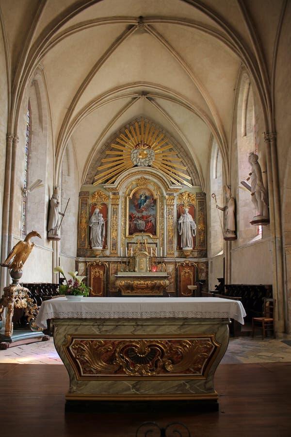 Église de glise de ‰ de Sainte-Mère-à images stock