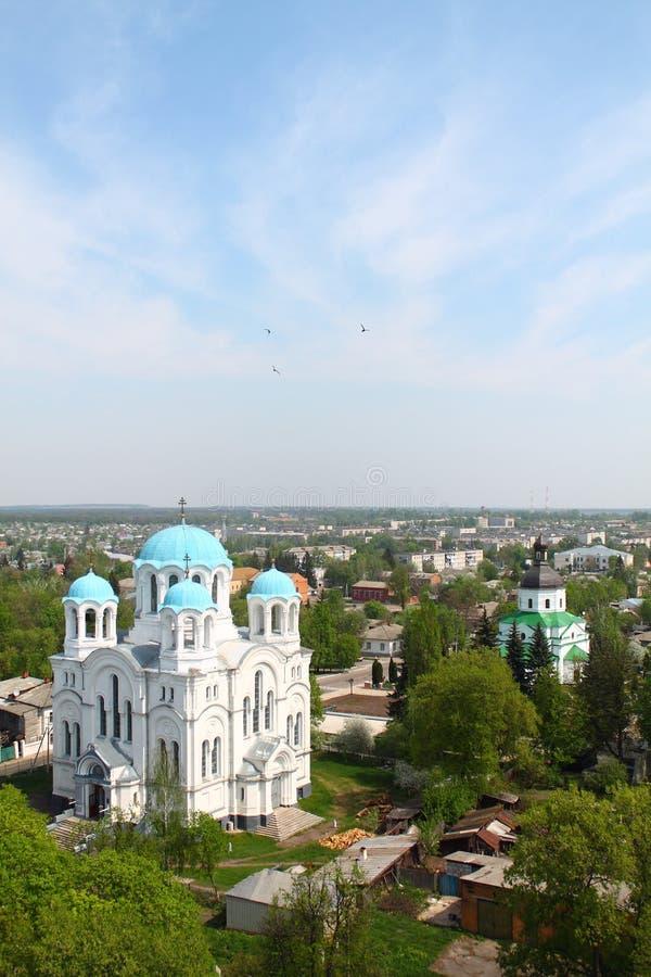 Église de Glukhov photographie stock
