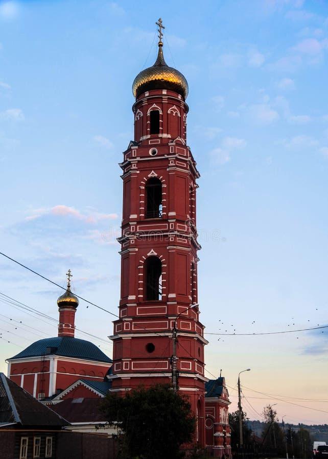 Église de grand martyre George le victorieux image stock