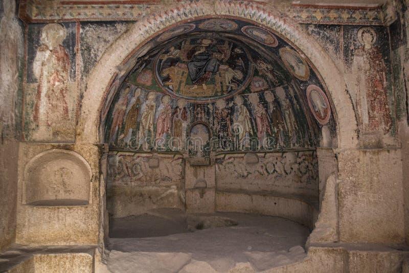 Église de Haçlı Kilise de la croix image stock