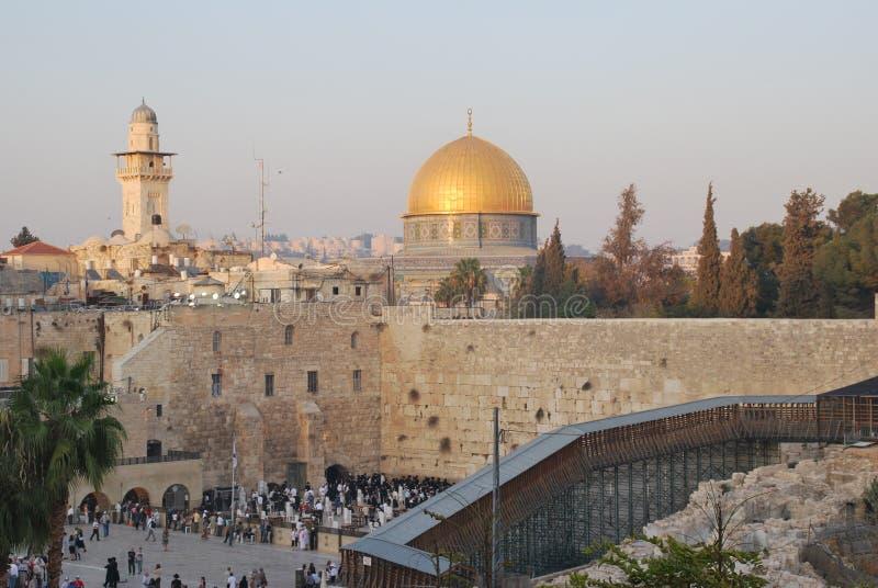 Église de Jerusalen images stock