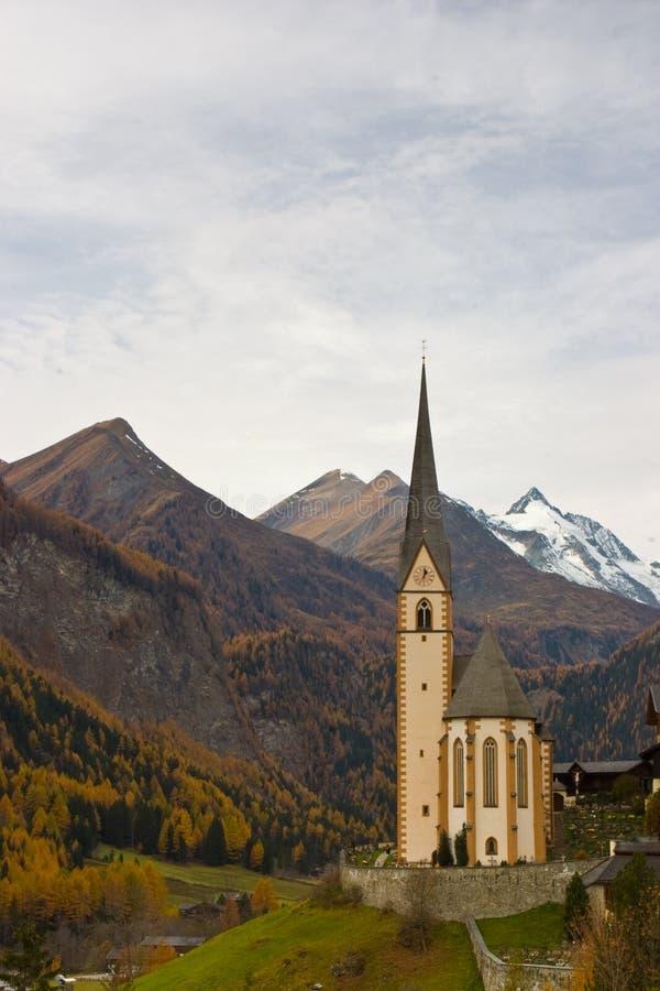 église de l'Autriche images stock