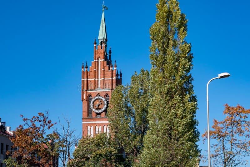 Église de la famille sainte, Kaliningrad photo stock