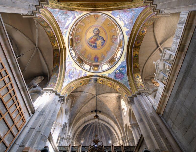 Église de la tombe sainte photographie stock