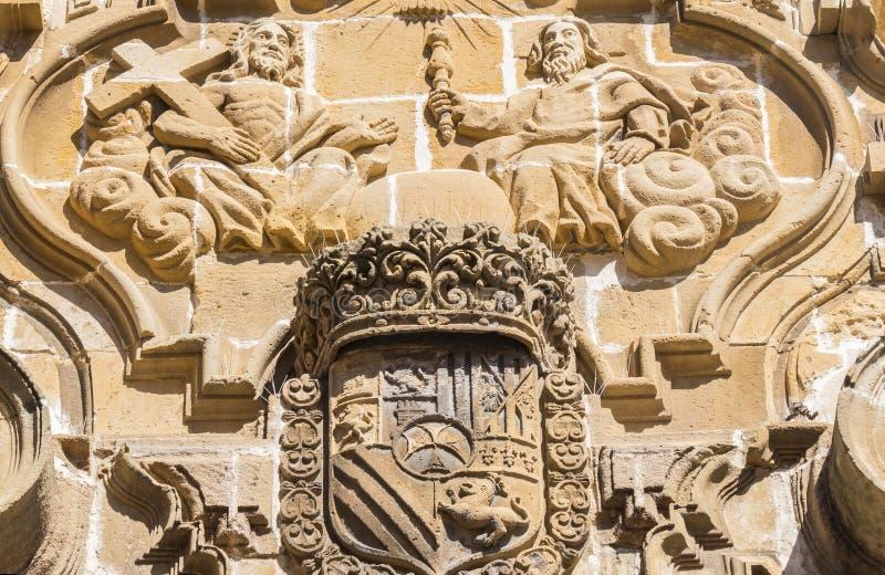 Église de la trinité sainte Santisima Trinidad, Ubeda, Espagne images stock